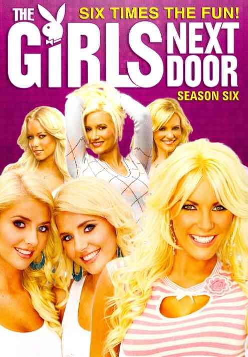 GIRLS NEXT DOOR SEASON 6 BY GIRLS NEXT DOOR (DVD)