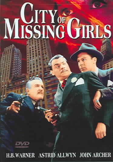 CITY OF MISSING GIRLS BY ARCHER,JOHN (DVD)
